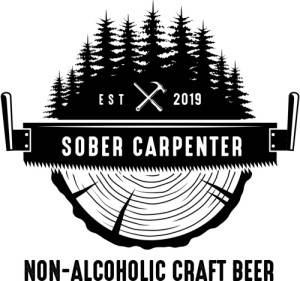 Sober Carpenter premium non-alcoholic beer